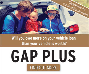 Will you owe more on your vehicle loan than your vehicle is worth? GAP PLUS. Click to find out more.